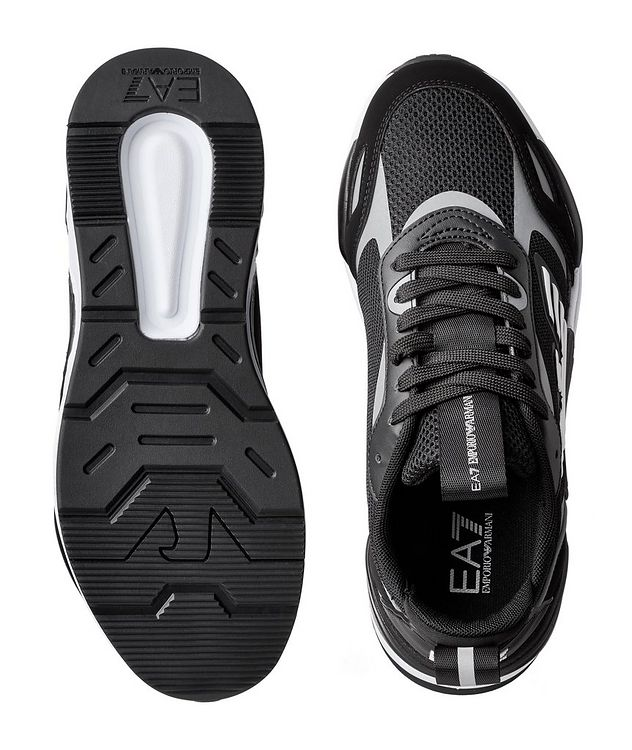 EA7 Ace Reflective Sneakers picture 3