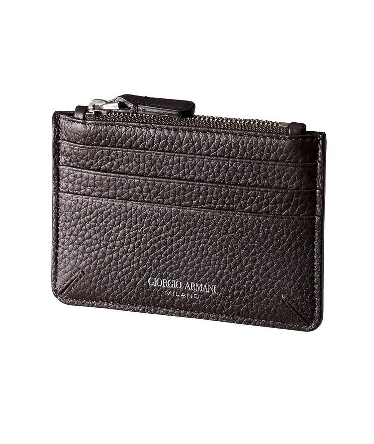 Leather Cardholder image 0
