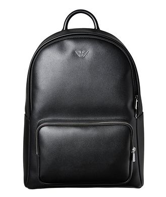 Emporio Armani Structured Backpack