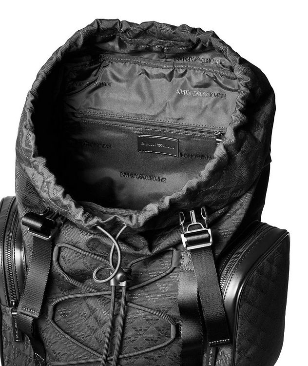 Jacquard Logo Hiking Backpack picture 3