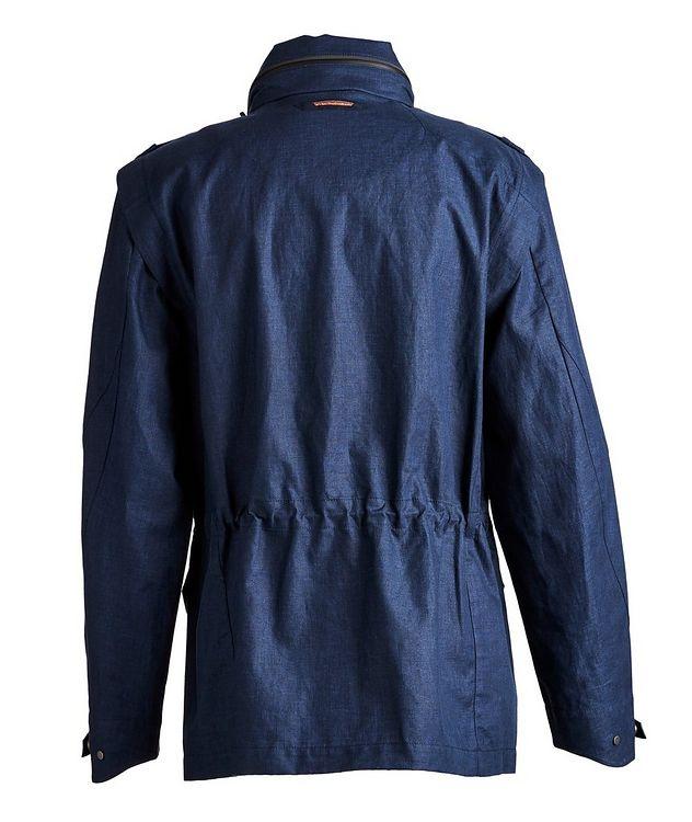 Endurance 3.0 Waterproof Linen Field Jacket picture 2