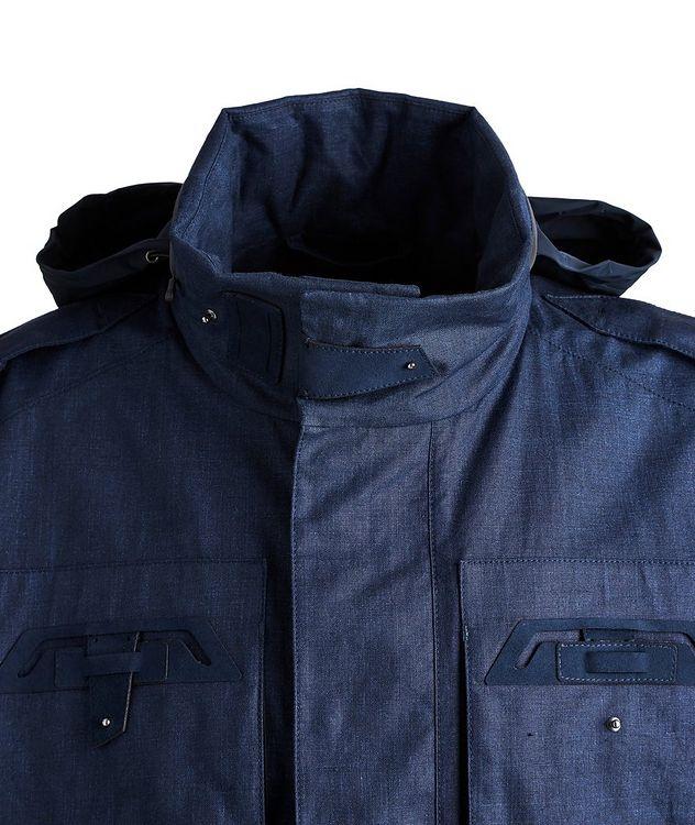 Endurance 3.0 Waterproof Linen Field Jacket picture 3
