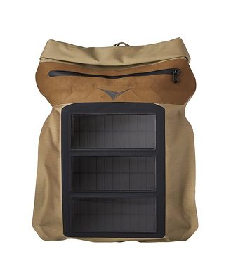 SEASE Mission Solar-Charging Backpack