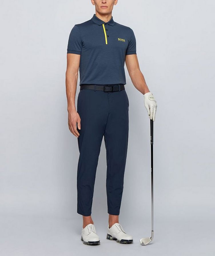 Slim-Fit Pauletech 1 Responsible Polo image 3