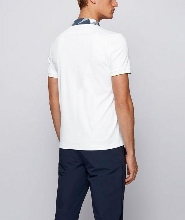 Slim-Fit Paule 6 Stretch Luxury Cotton Polo picture 3