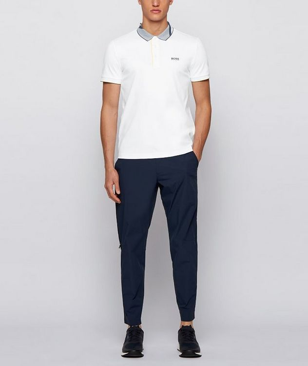 Slim-Fit Paule 6 Stretch Luxury Cotton Polo picture 5