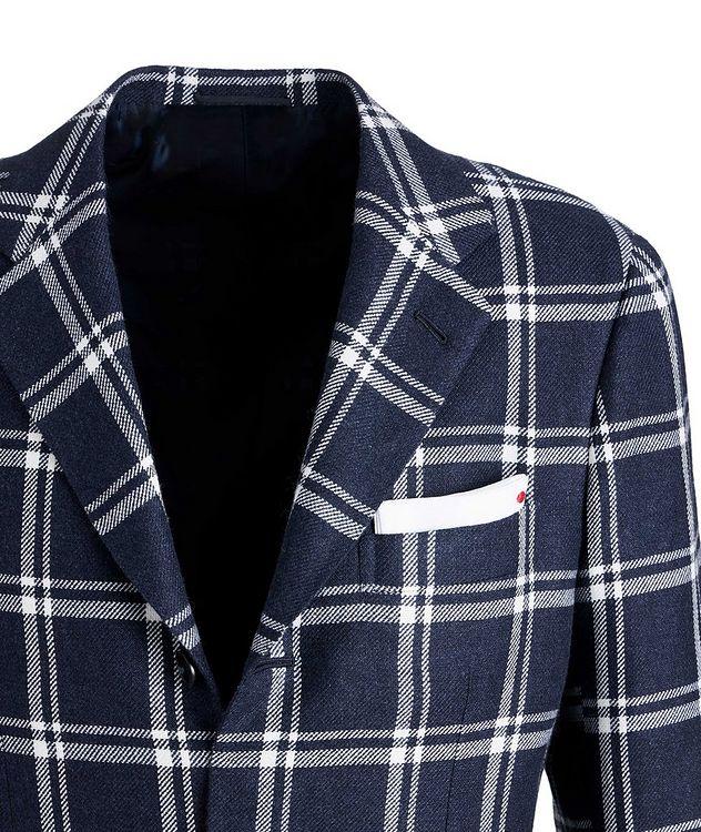 Linen-Cashmere Sports Jacket picture 3