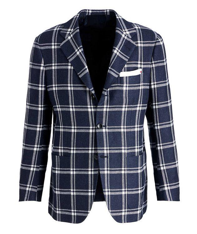 Linen-Cashmere Sports Jacket picture 1