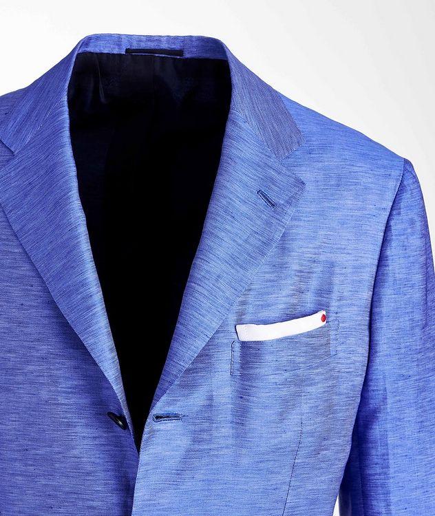 Cotton-Linen Sports Jacket picture 3