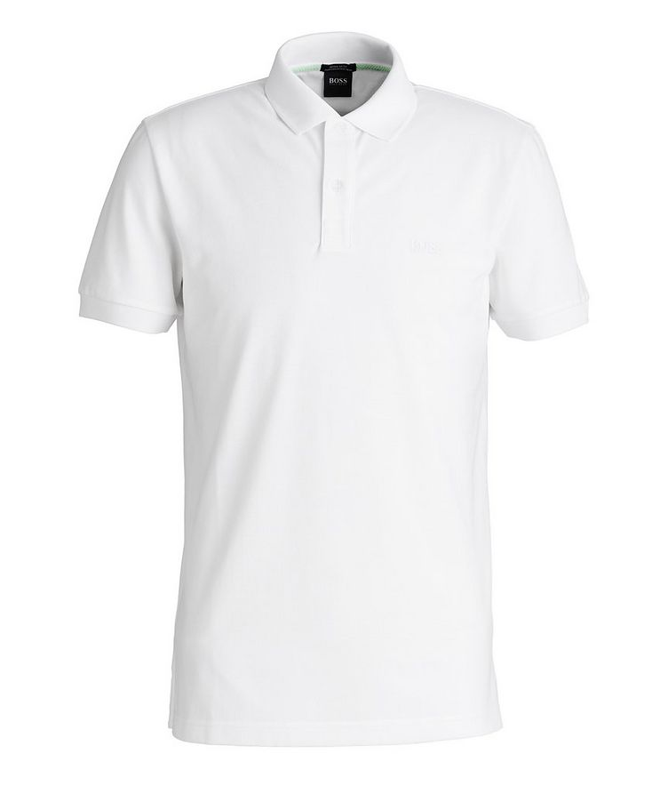 Piro Performance Pima Cotton Polo image 0
