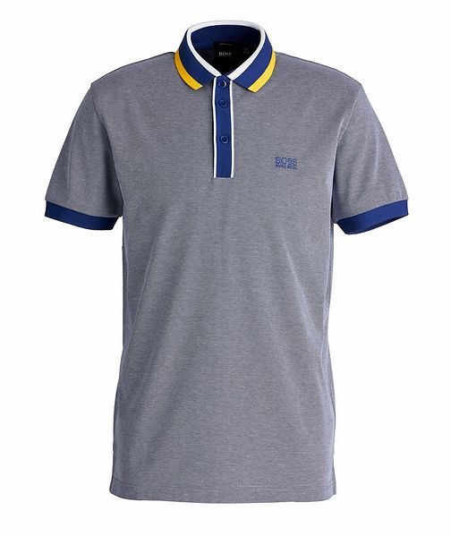 BOSS Paddy 2 Piqué Cotton Polo
