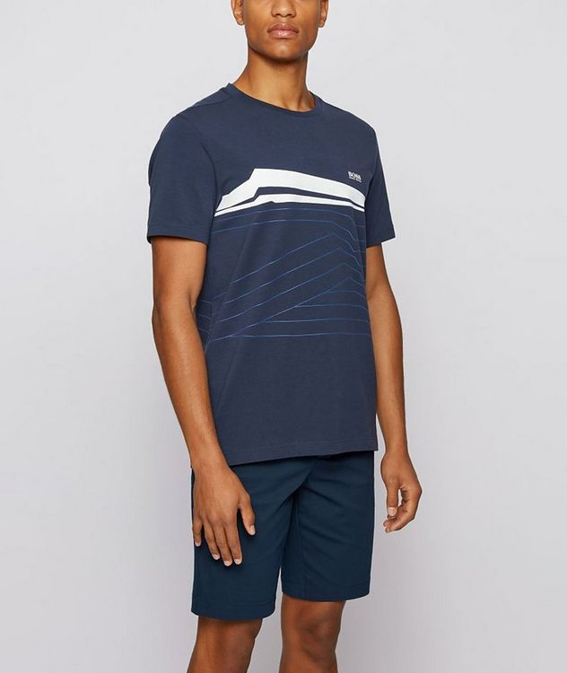 Responsible Stretch-Organic Cotton T-Shirt picture 2