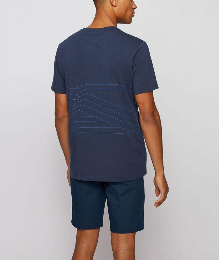 Responsible Stretch-Organic Cotton T-Shirt image 2