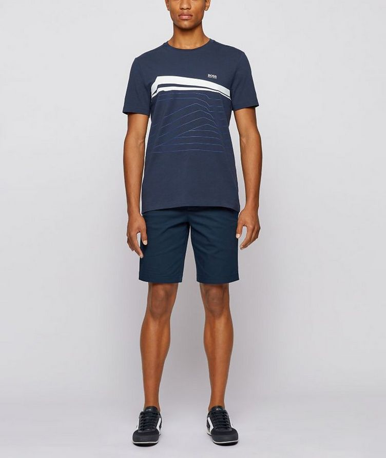 Responsible Stretch-Organic Cotton T-Shirt image 3