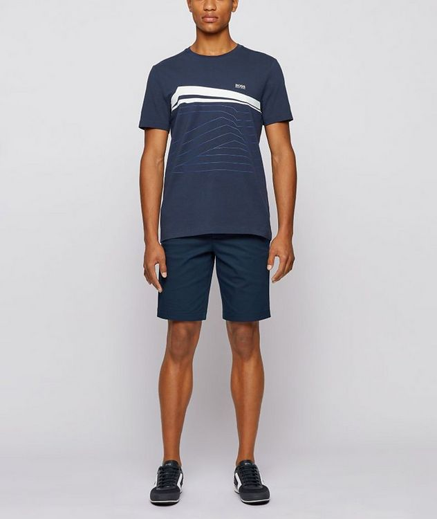 Responsible Stretch-Organic Cotton T-Shirt picture 4