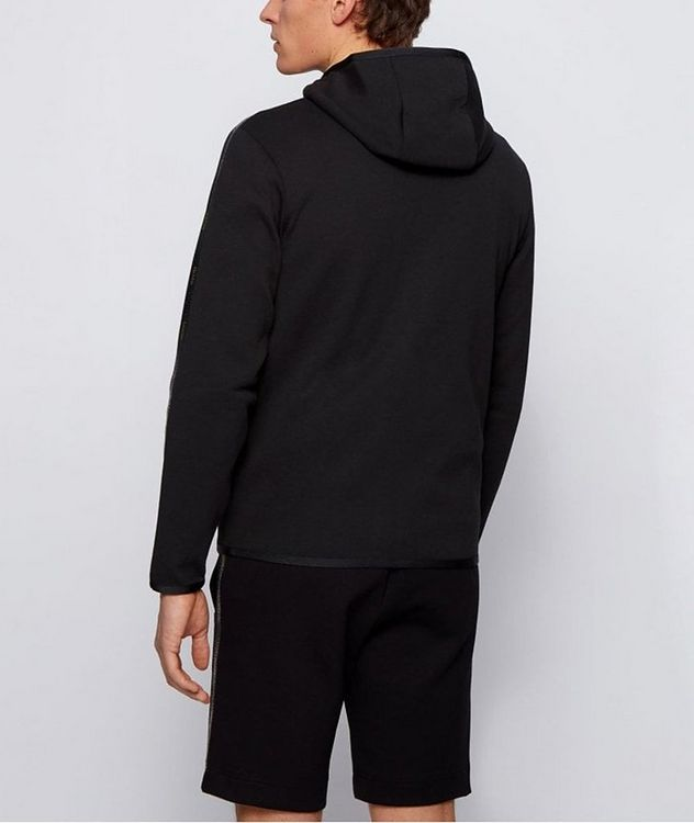 Saggy 2 Zip-Up Cotton-Blend Hoodie picture 3