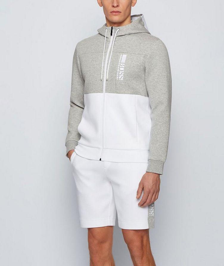 Saggy 1 Zip-Up Cotton-Blend Hoodie image 1
