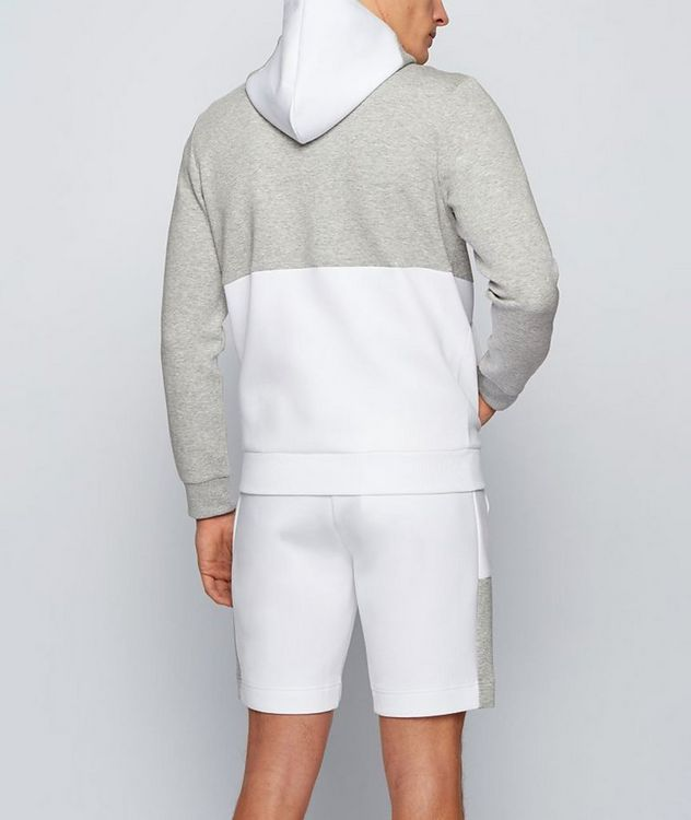 Saggy 1 Zip-Up Cotton-Blend Hoodie picture 3