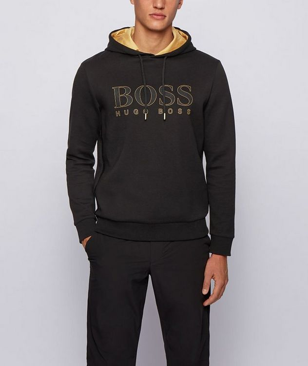 Soody 2 Cotton-Blend Hoodie picture 2