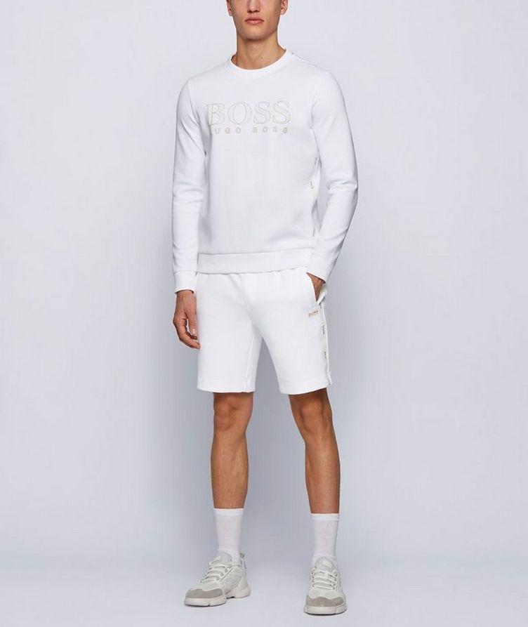 Salbo Iconic Cotton-Blend Sweatshirt image 1