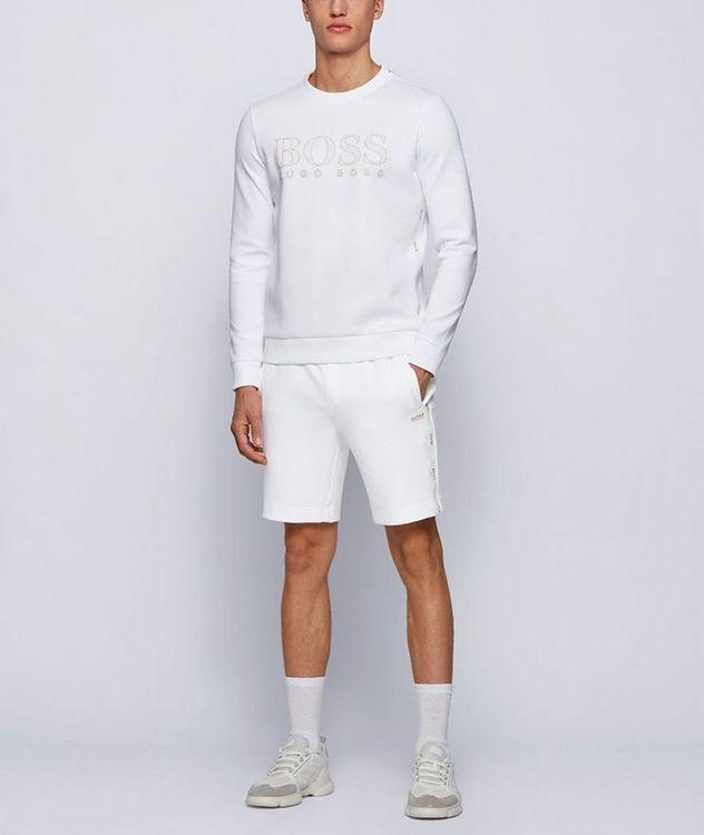Salbo Iconic Cotton-Blend Sweatshirt picture 2
