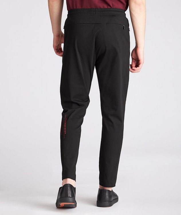 Hwoven Cotton-Blend Track Pants picture 3