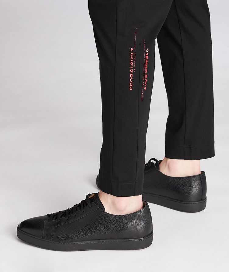 Hwoven Cotton-Blend Track Pants image 4