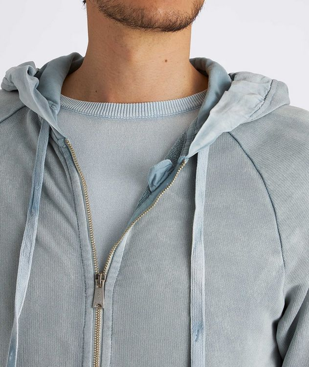 Dinet Lyocell-Cotton Hoodie picture 5