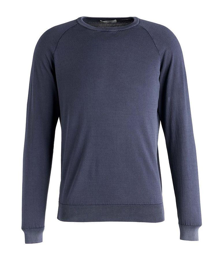 Knit Cotton Sweater image 0