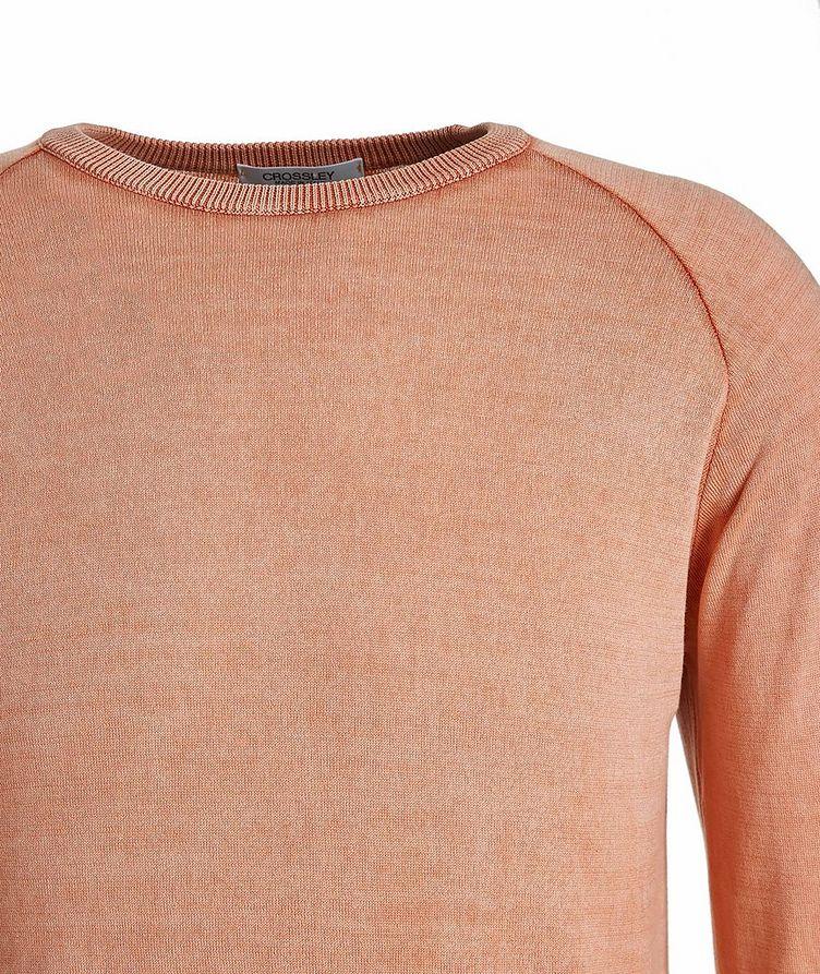 Knit Cotton Sweater image 1