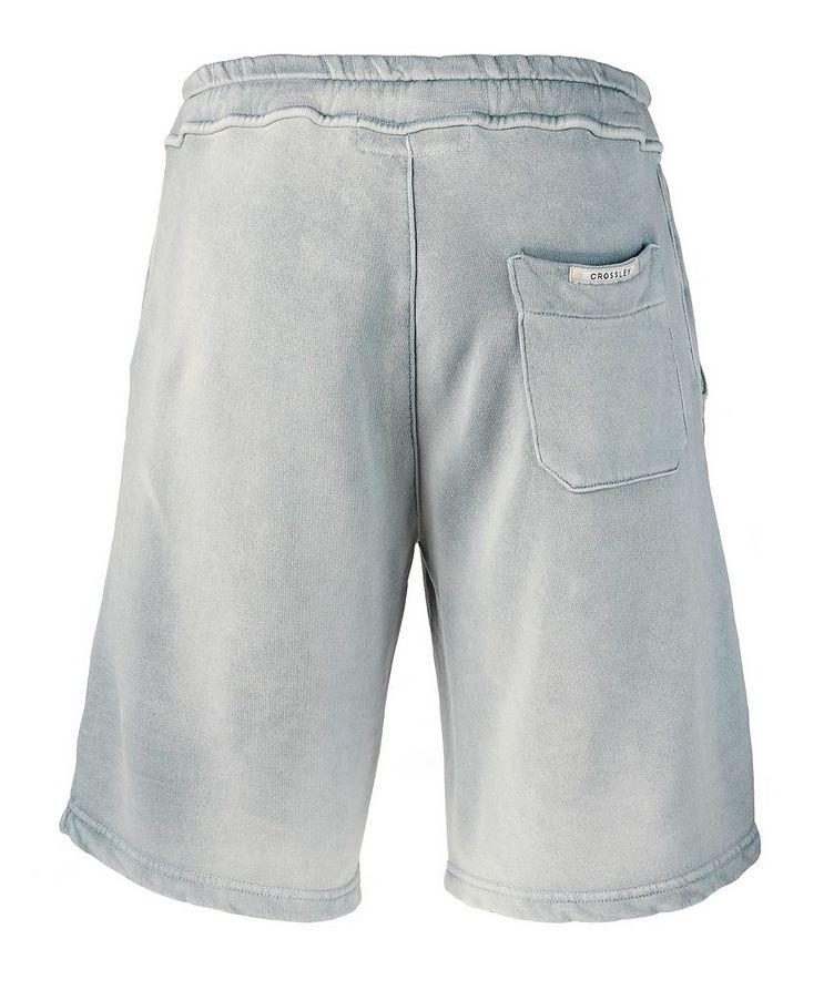Pasik Lyocell-Cotton Terrycloth Drawstring Shorts image 1