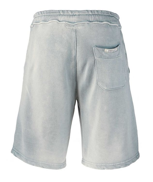 Pasik Lyocell-Cotton Terrycloth Drawstring Shorts picture 2