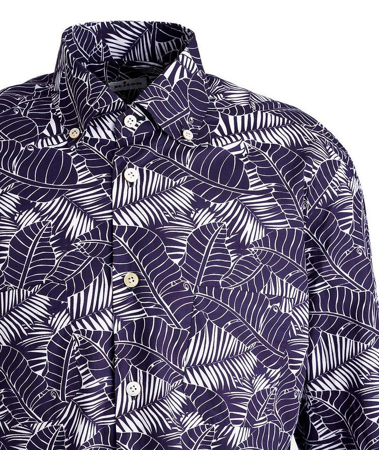 Ciro Tropical-Printed Cotton Shirt image 2