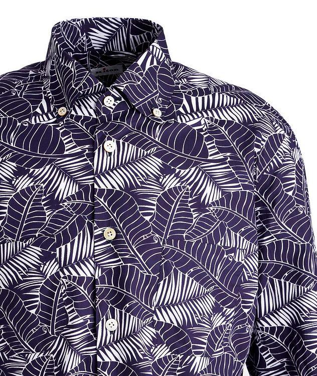 Ciro Tropical-Printed Cotton Shirt picture 3