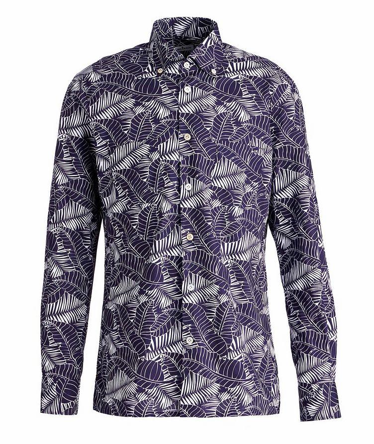 Ciro Tropical-Printed Cotton Shirt image 0