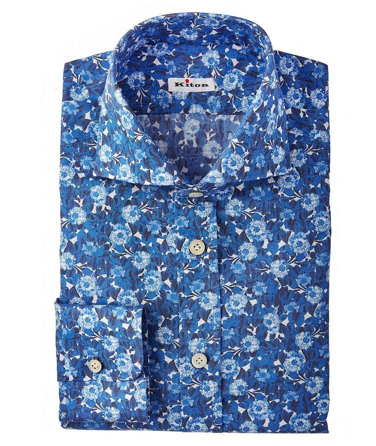 Floral Cotton Shirt image 0