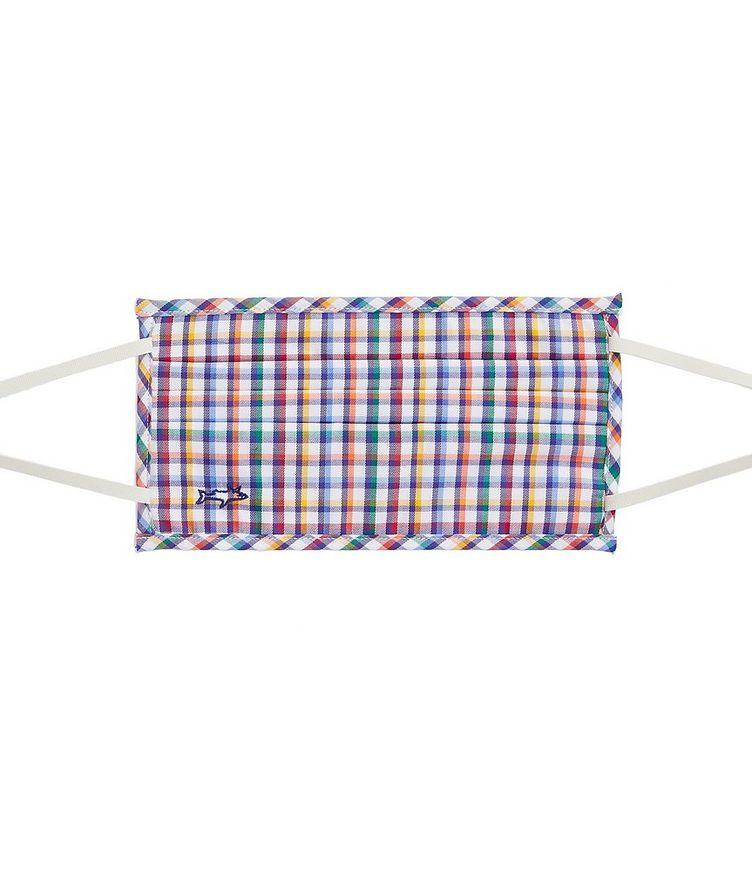 Short-Sleeve Printed Organic Cotton Shirt image 1