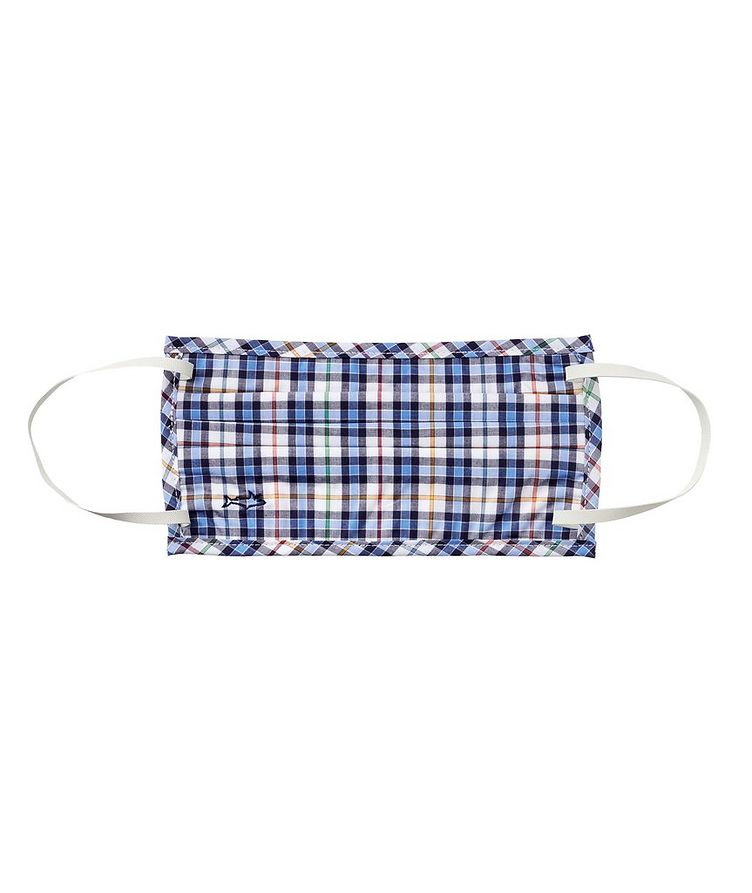 Checked Organic Cotton Shirt image 1