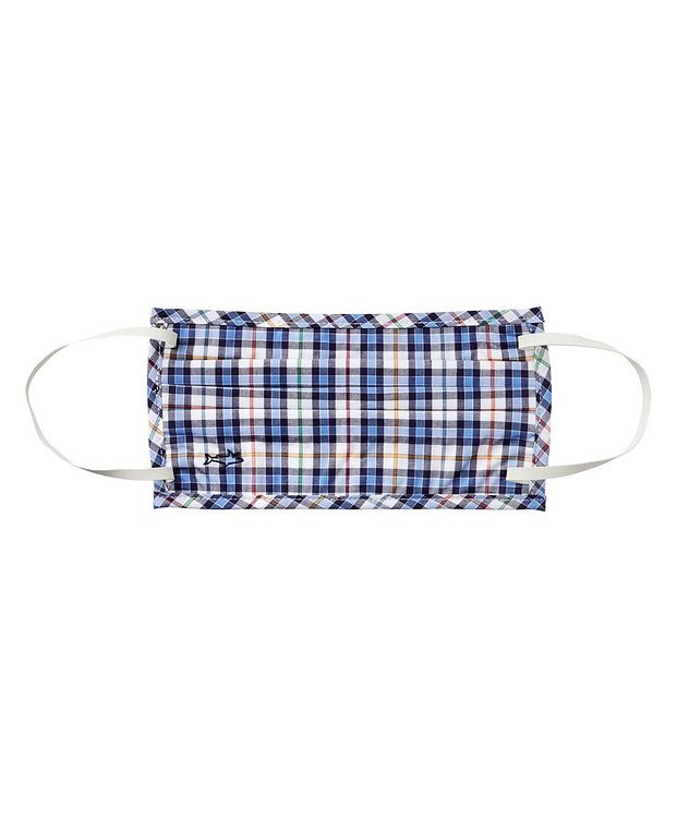 Checked Organic Cotton Shirt picture 2