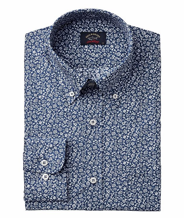 Printed Organic Cotton Shirt picture 1