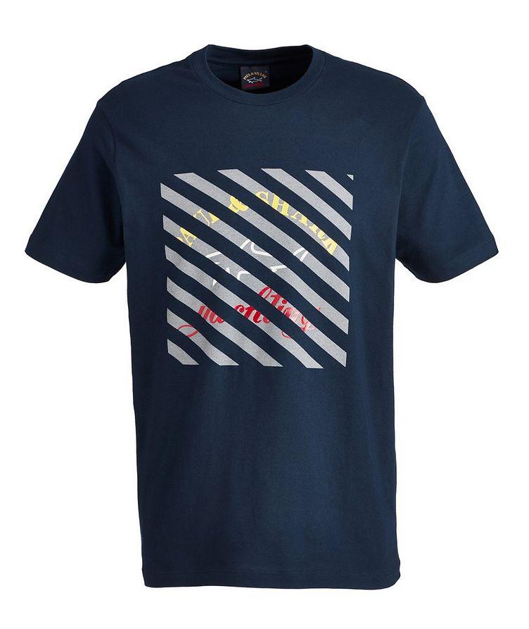 Reflex Shark Organic Cotton T-Shirt image 0