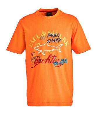 Paul & Shark T-shirt en coton biologique