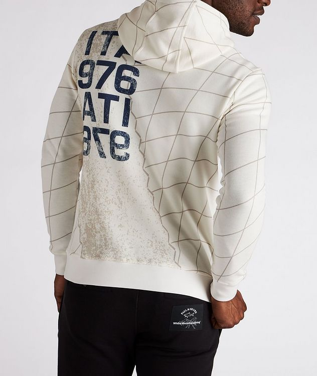 Printed Organic Cotton Hoodie picture 3