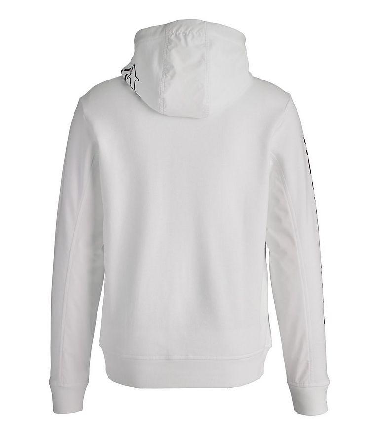 Organic Cotton Zip-Up Yachting Hoodie image 1
