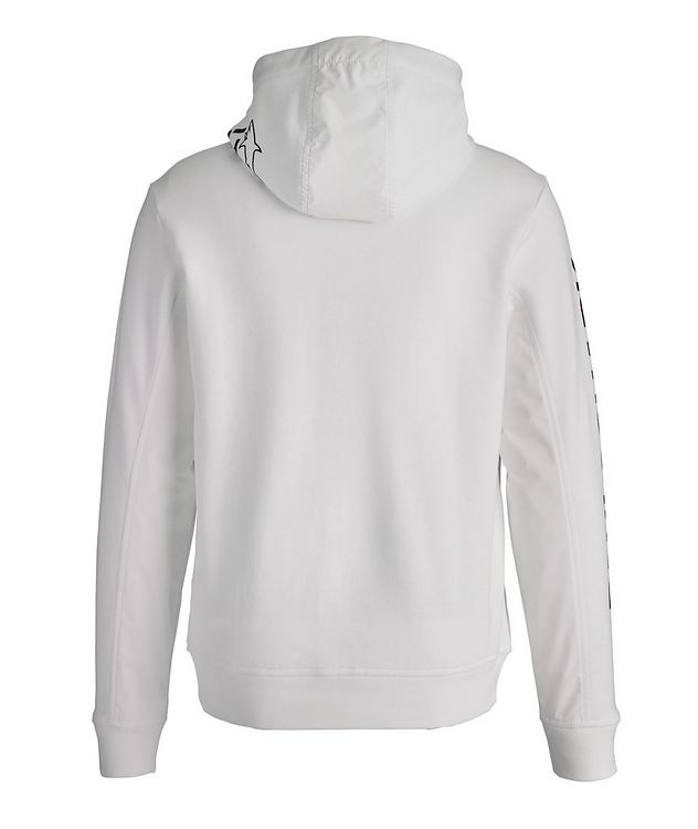 Organic Cotton Zip-Up Yachting Hoodie picture 2