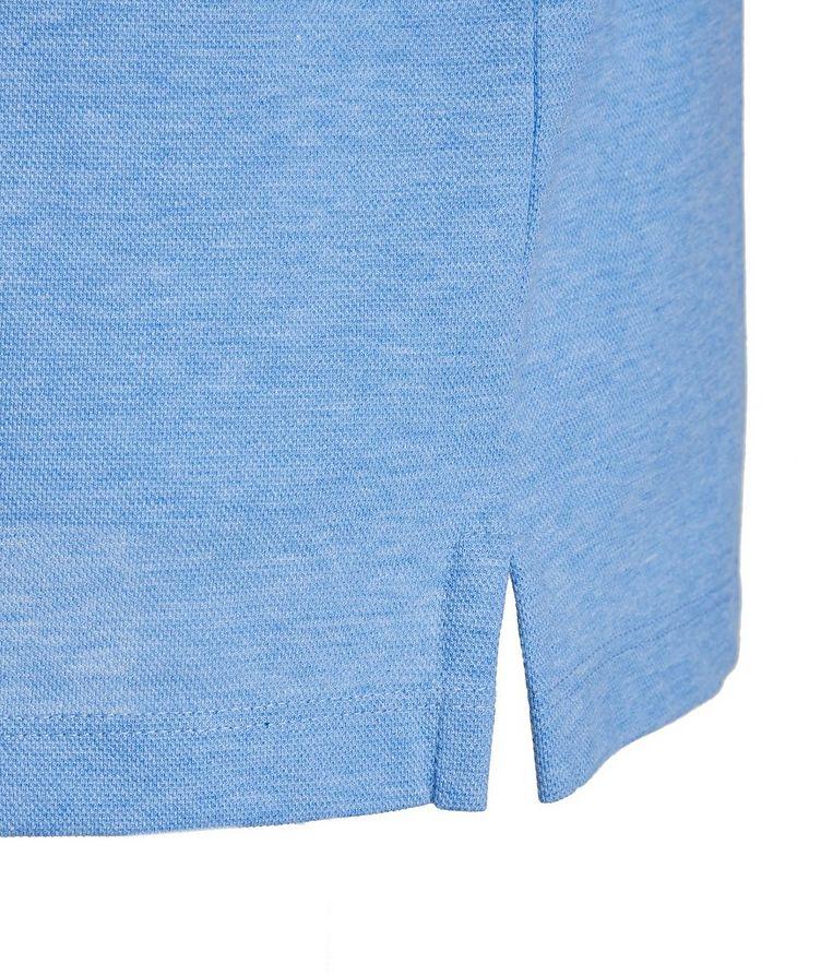 Tipped Piqué Organic Cotton Polo image 2