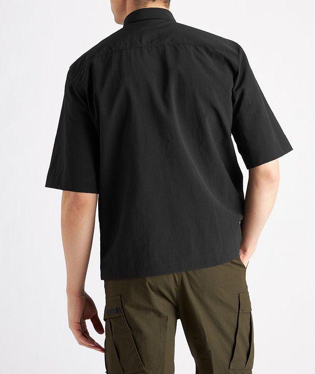 Ermilio Short-Sleeve Nylon Shirt picture 3