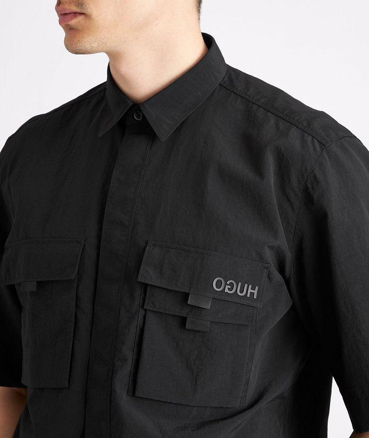 Ermilio Short-Sleeve Nylon Shirt image 3
