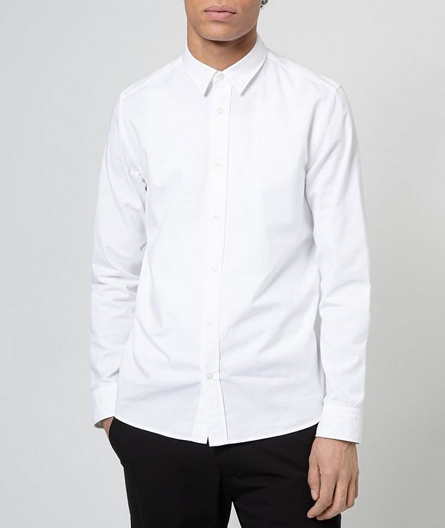 Oxford Printed Cotton Shirt picture 2