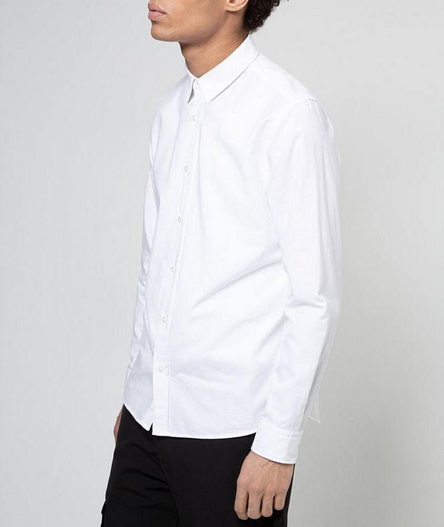 Oxford Printed Cotton Shirt picture 3